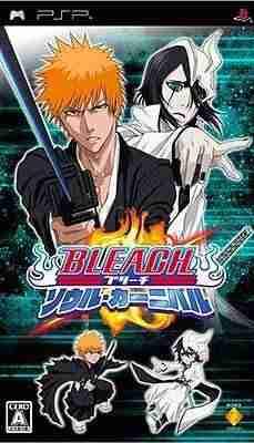 Descargar Bleach Soul Carnival [JAP] por Torrent
